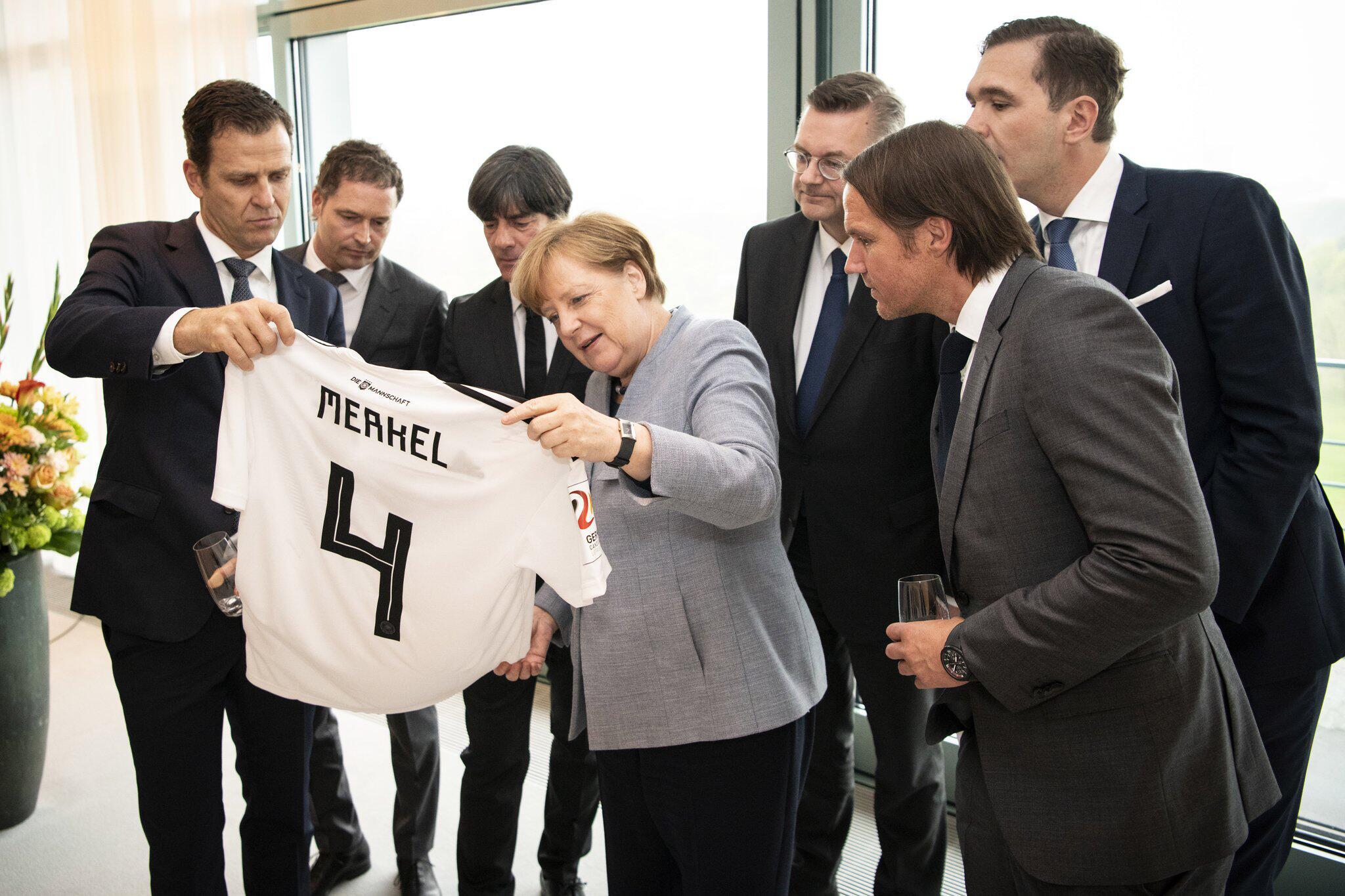 Bild zu DFB-Trikot