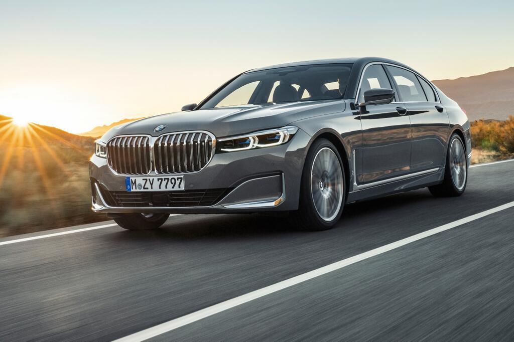 Der neue BMW 7er: Spektakuläre Neuauflage der bayrischen Luxuslimousine