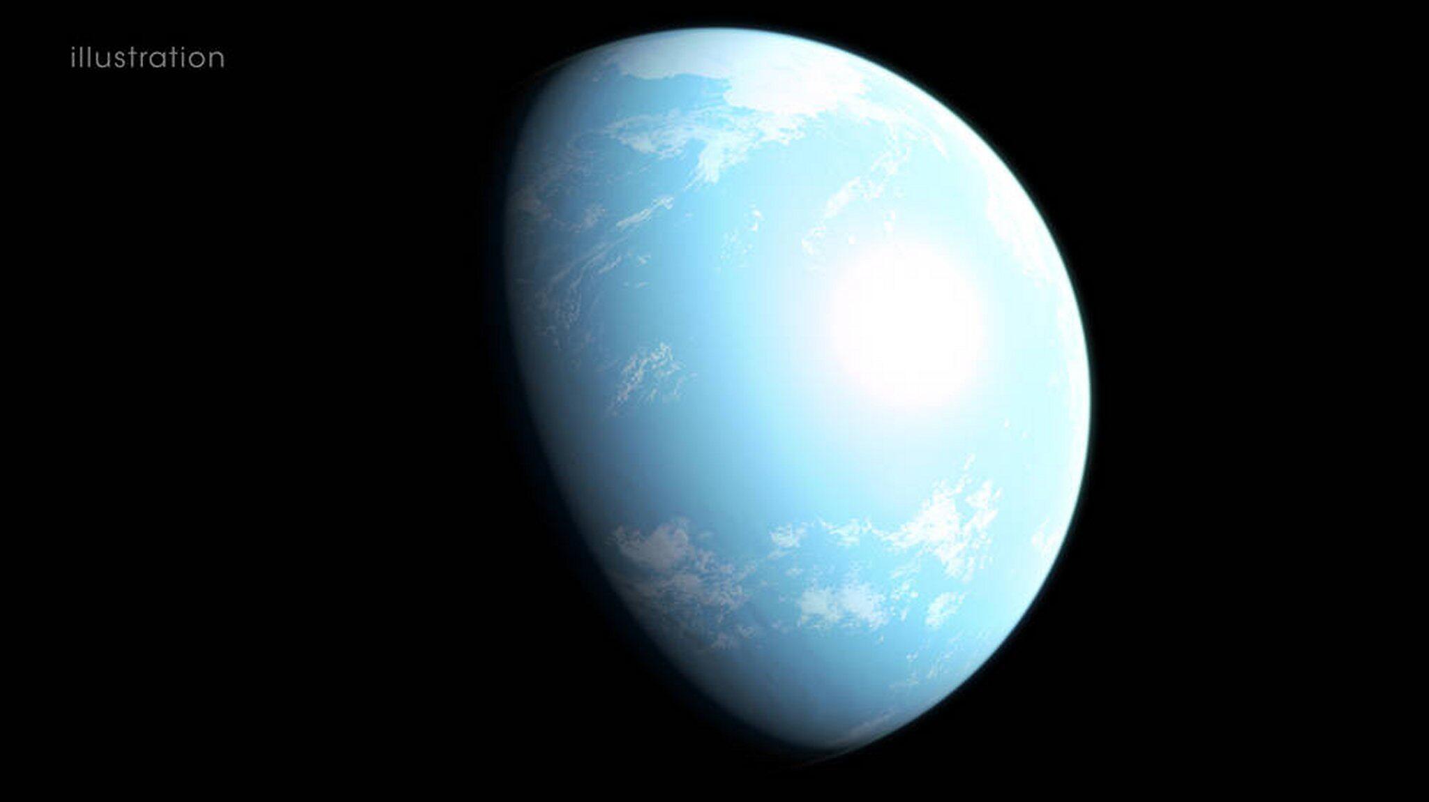 Bild zu Forscher entdecken Planetentrio