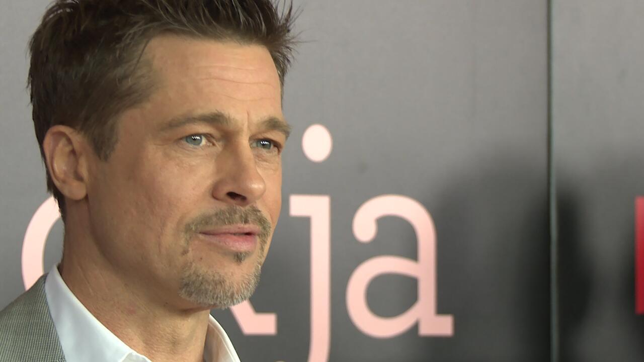 Bild zu Brad Pitt: Seine Neri soll einen anderen lieben...