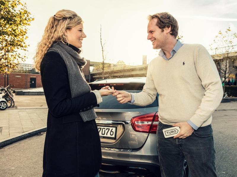 Bild zu Carsharinganbieter Turo