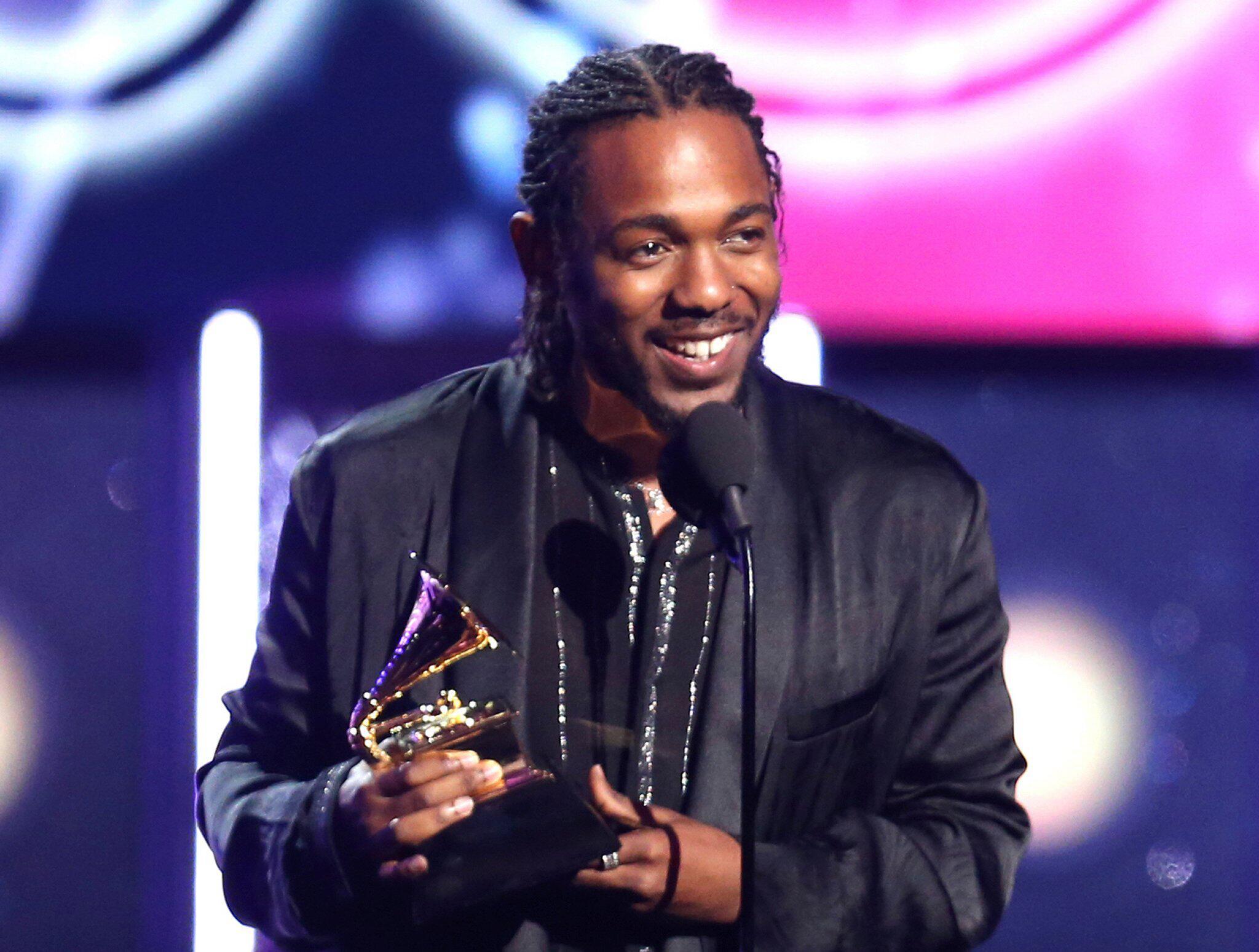 Bild zu Kendrick Lamar