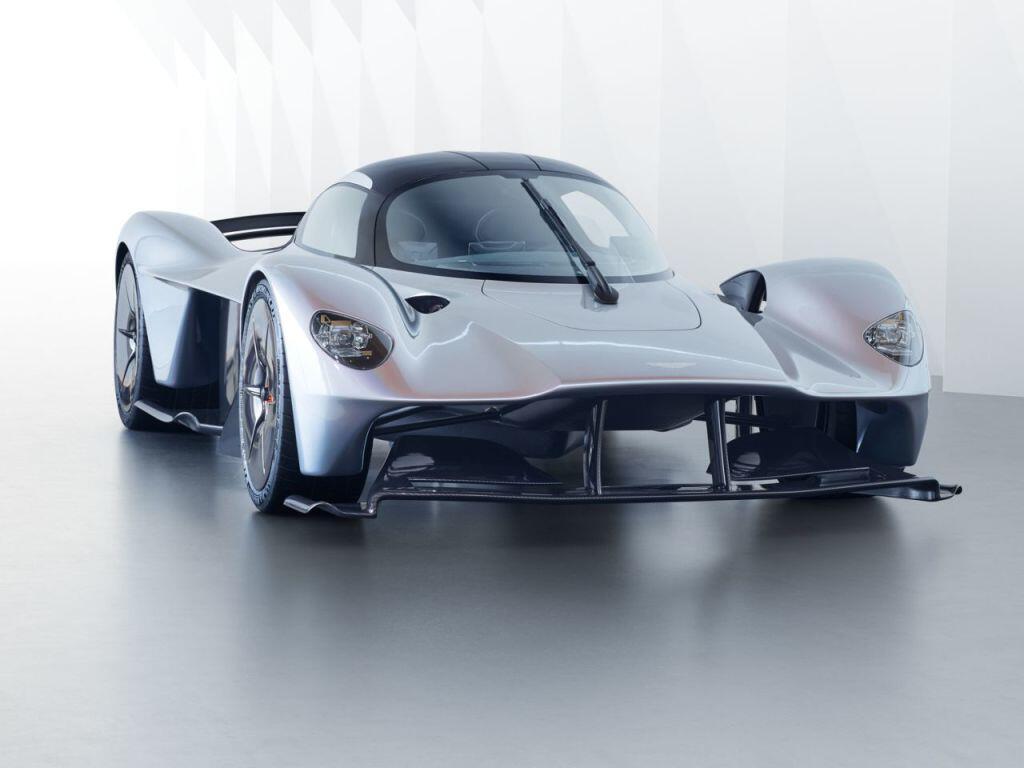 Bild zu Aston Martin Valkyrie