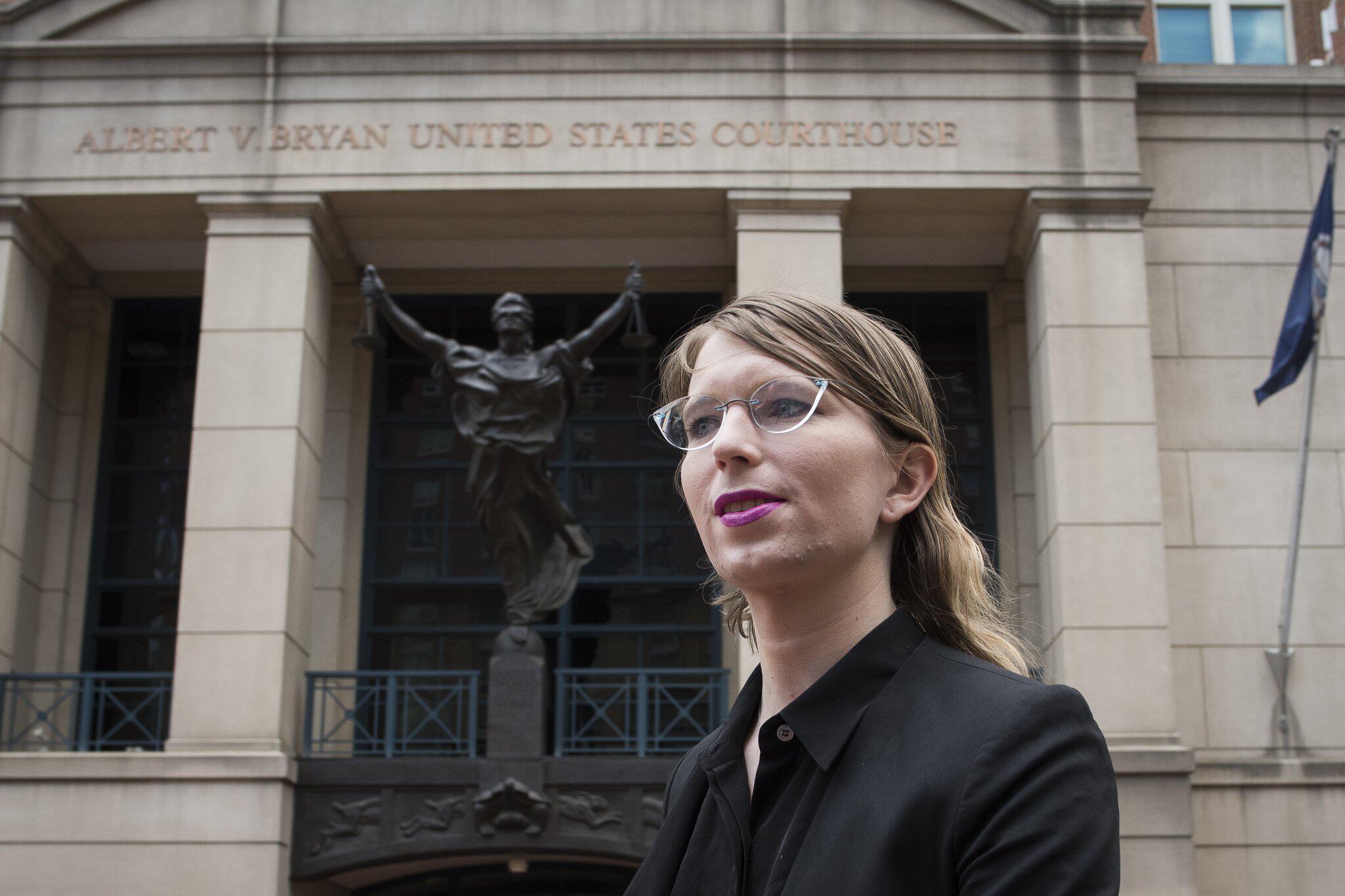 Bild zu Manning, frühere Wikileaks-Informantin