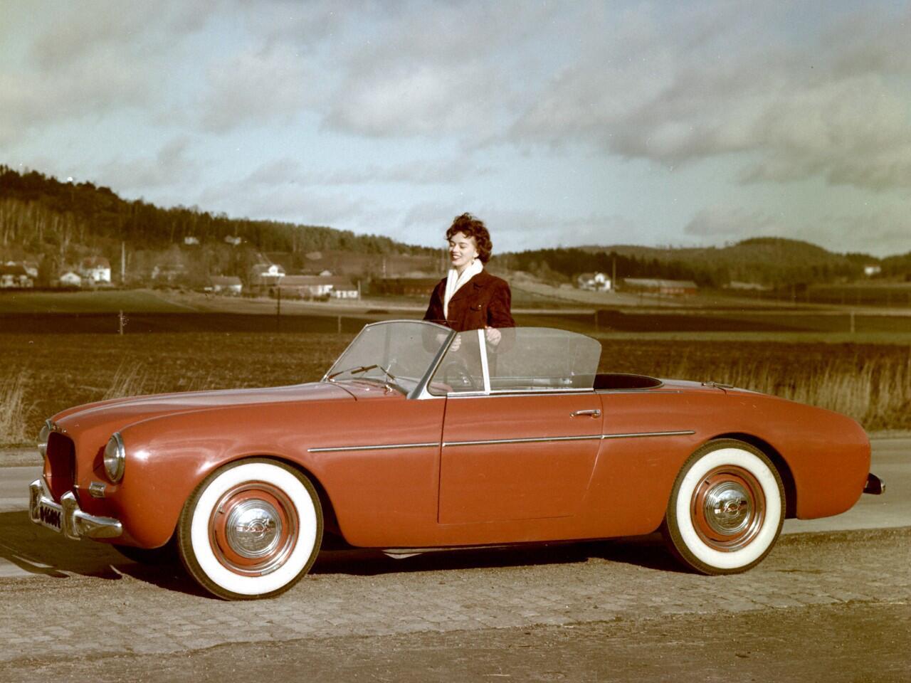 Bild zu Volvo Sport (P1900) Prototyp von 1954
