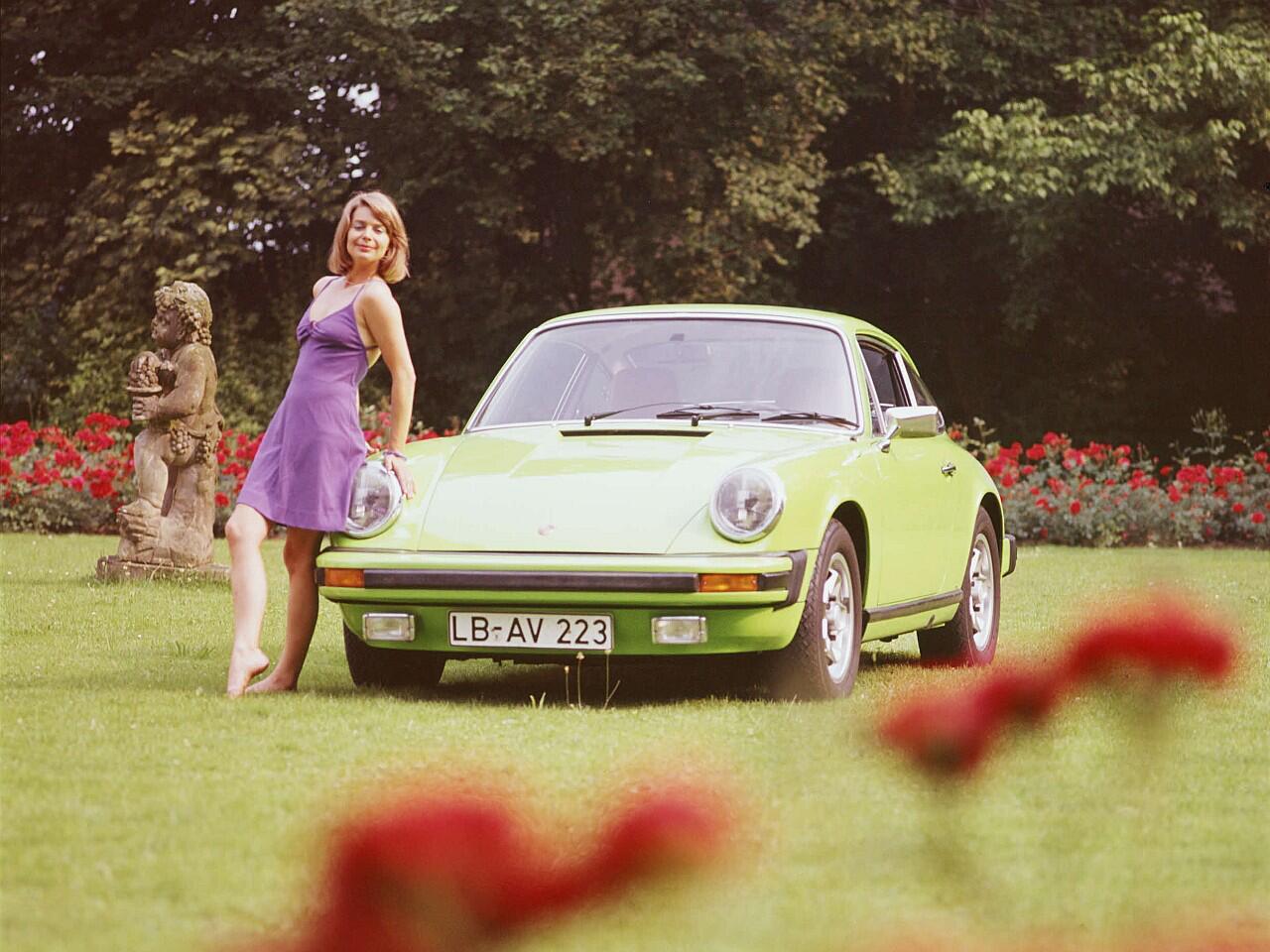 Bild zu Porsche 911 S 2.7 Coupé von 1974