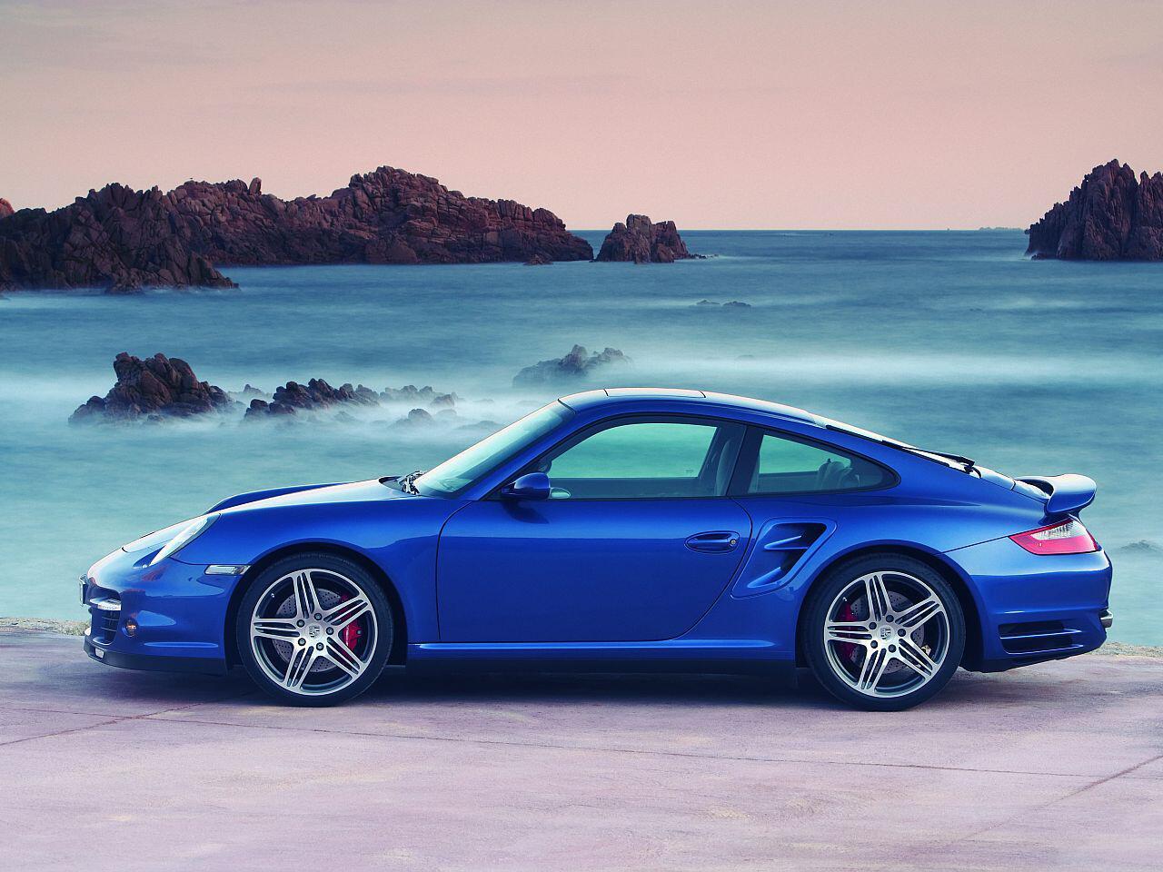 Bild zu 40-jähriges Jubiläum: Der Zuffenhauser Sportwagen Porsche 911 Turbo