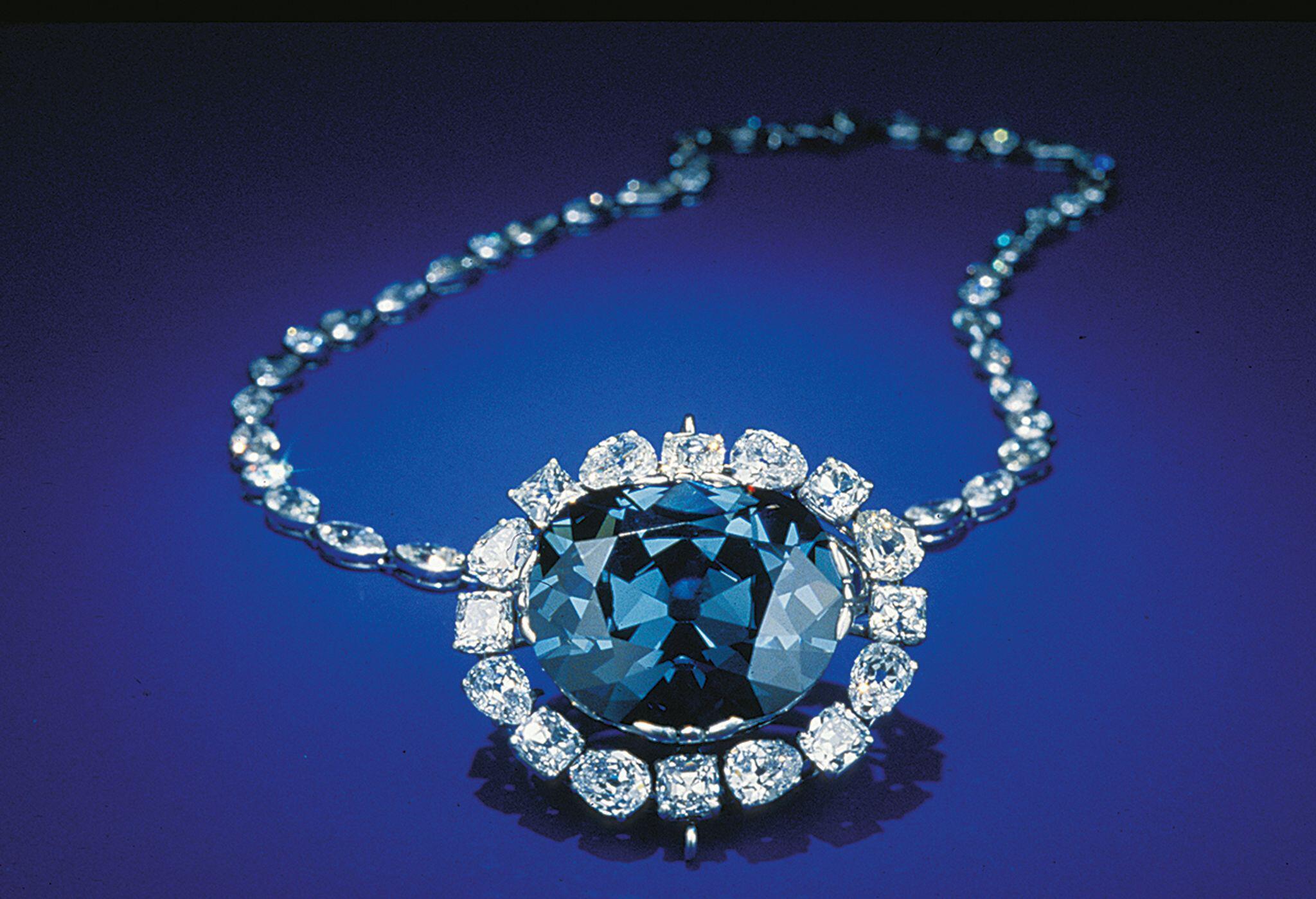 """Bild zu """"Hope""""-Diamant"""
