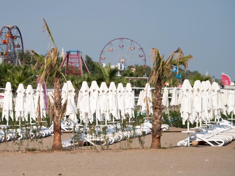 Bild zu Tourismus in Antalya