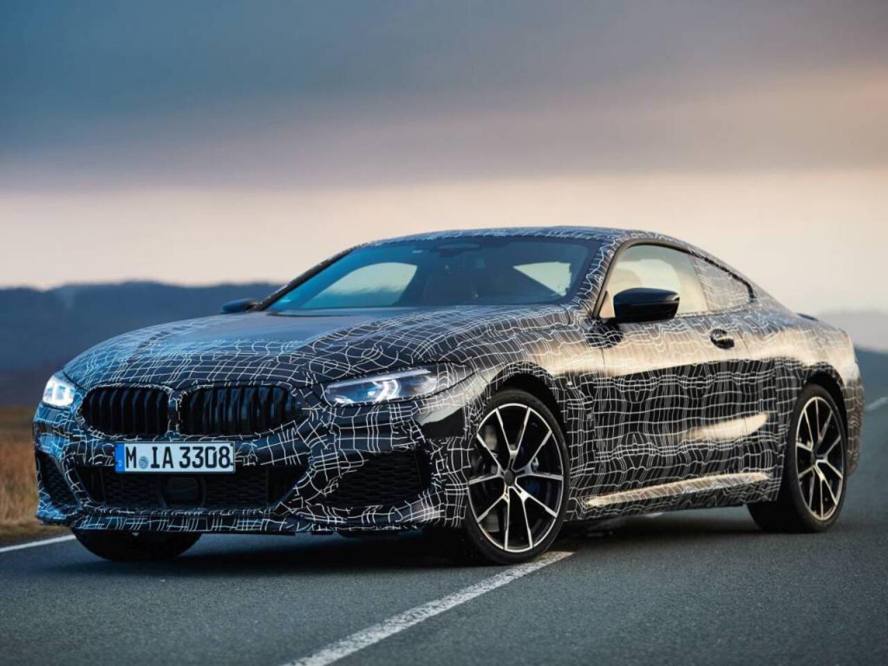 Bild zu BMW M8