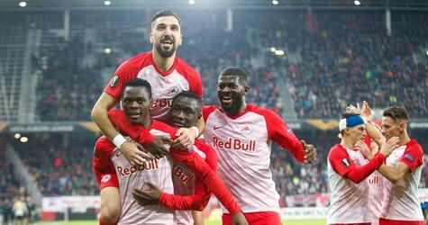 RB Salzburg - FC Brügge