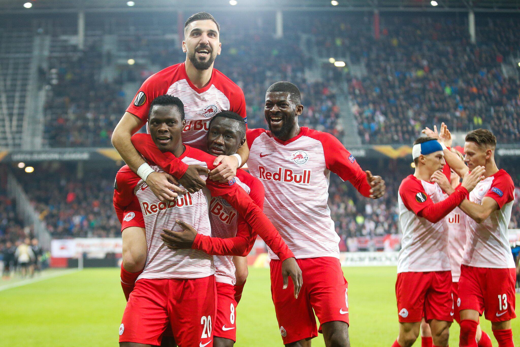 Bild zu RB Salzburg - FC Brügge