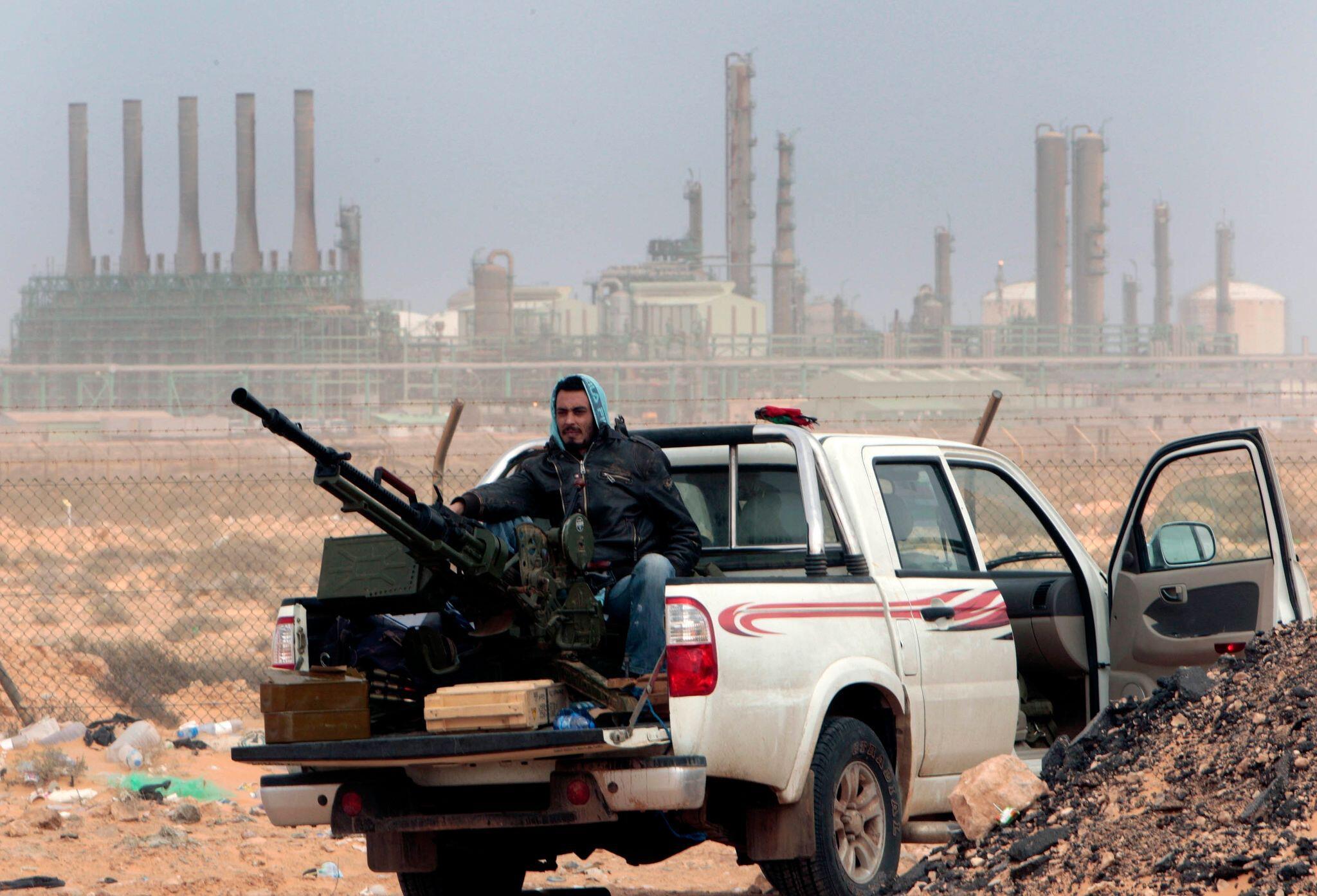 Bild zu Waffenstillstand in Libyen