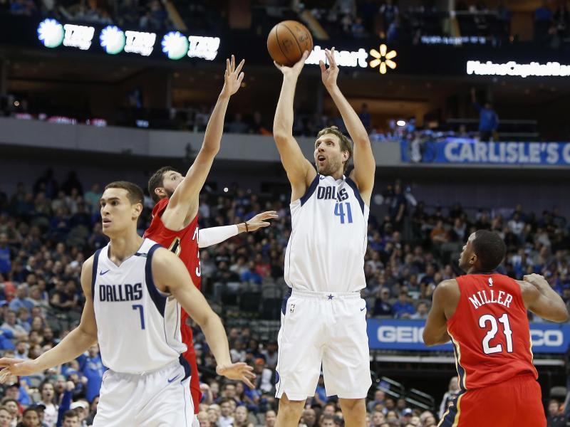 Bild zu Dallas Mavericks - New Orleans Pelicans