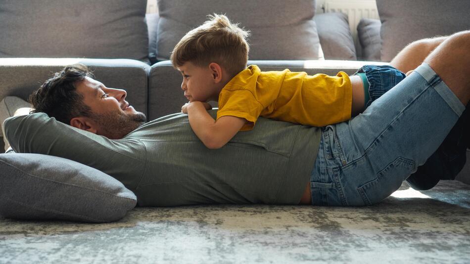 Horizontal Parenting, Spiele im Liegen
