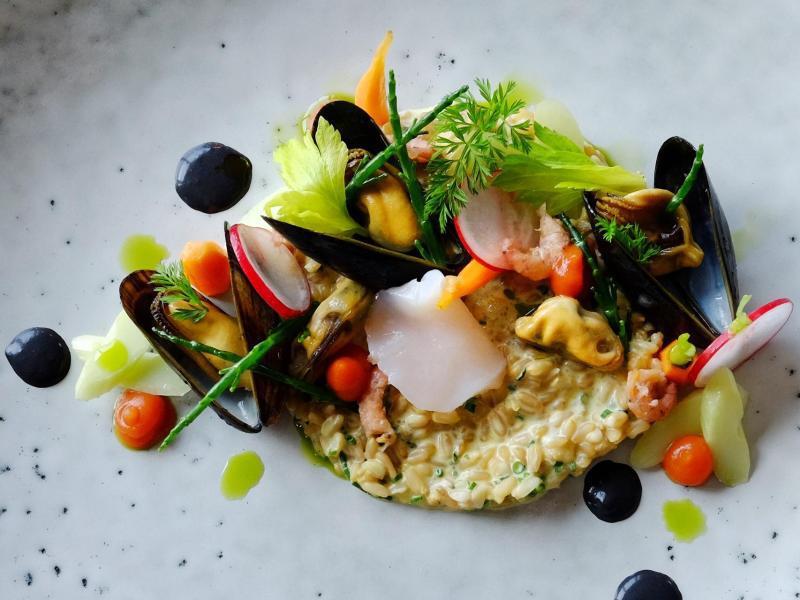 Bild zu Kulinarische Experimente mit Muscheln