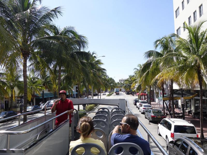 Bild zu Busrundfahrt in Miami
