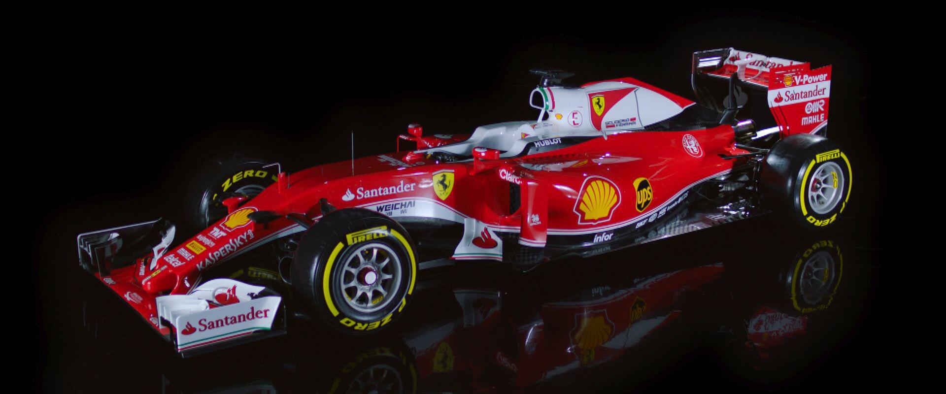 Bild zu Ferrari, SF 16-H