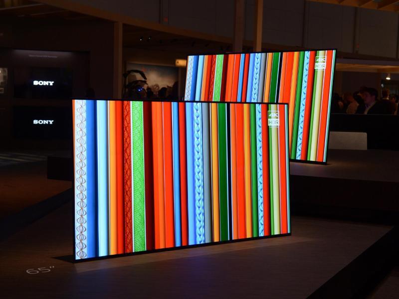Bild zu Sonys Bravia-TV A1