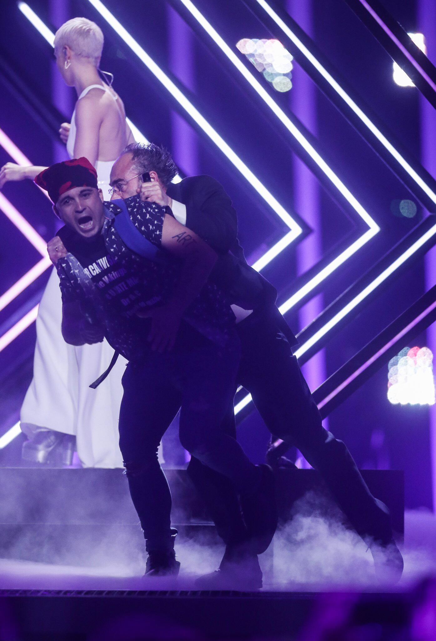 Bild zu Eurovision Song Contest 2018 - finals