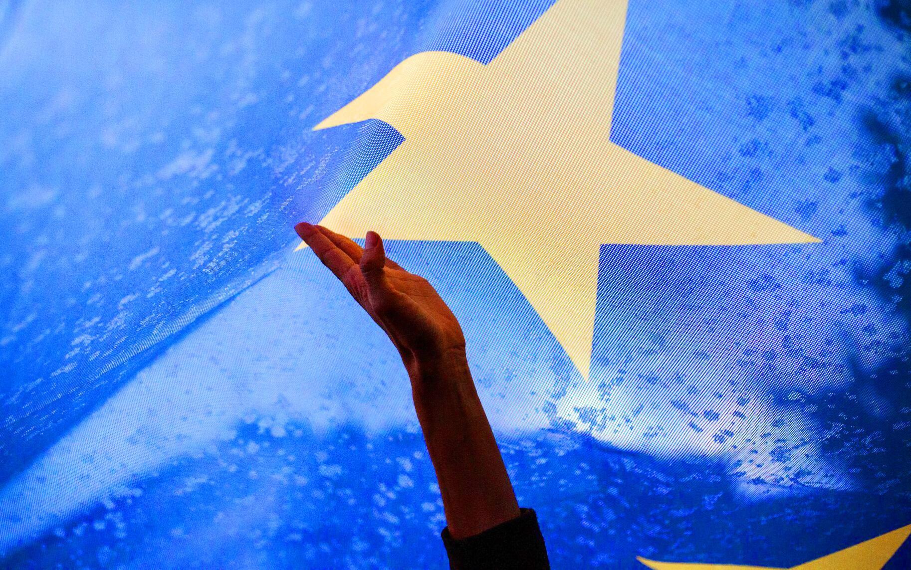 Bild zu Studie: Bürger setzen wenig Vertrauen in Europapolitiker