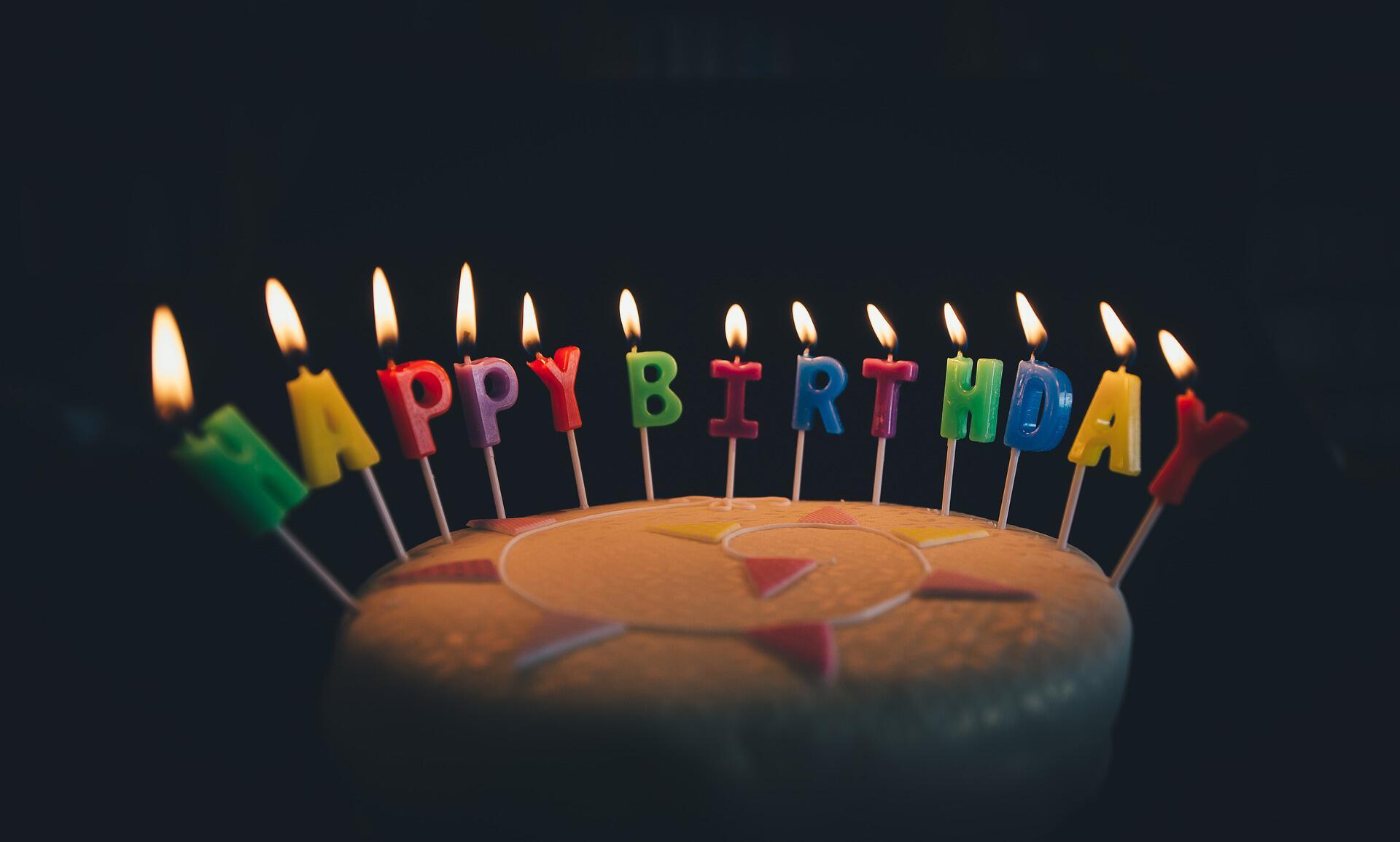 Bild zu Geburtstagskuchen