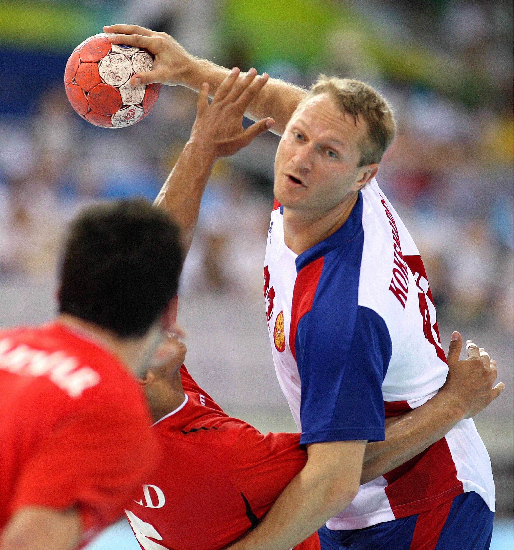 Bild zu Hanball, WM, Russland, Eduard Koksharov