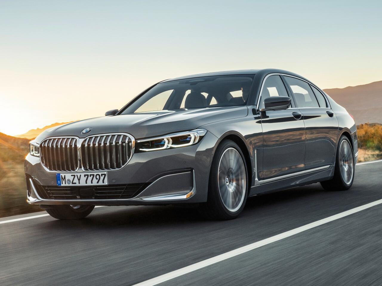 Bild zu Neue Motoren im BMW 7er