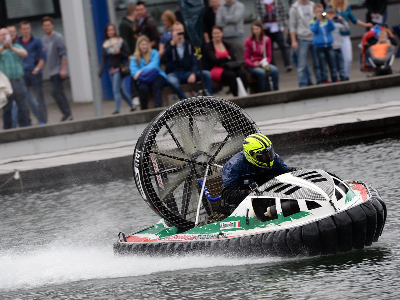Bild zu Hovercraft-Experience am Bodensee
