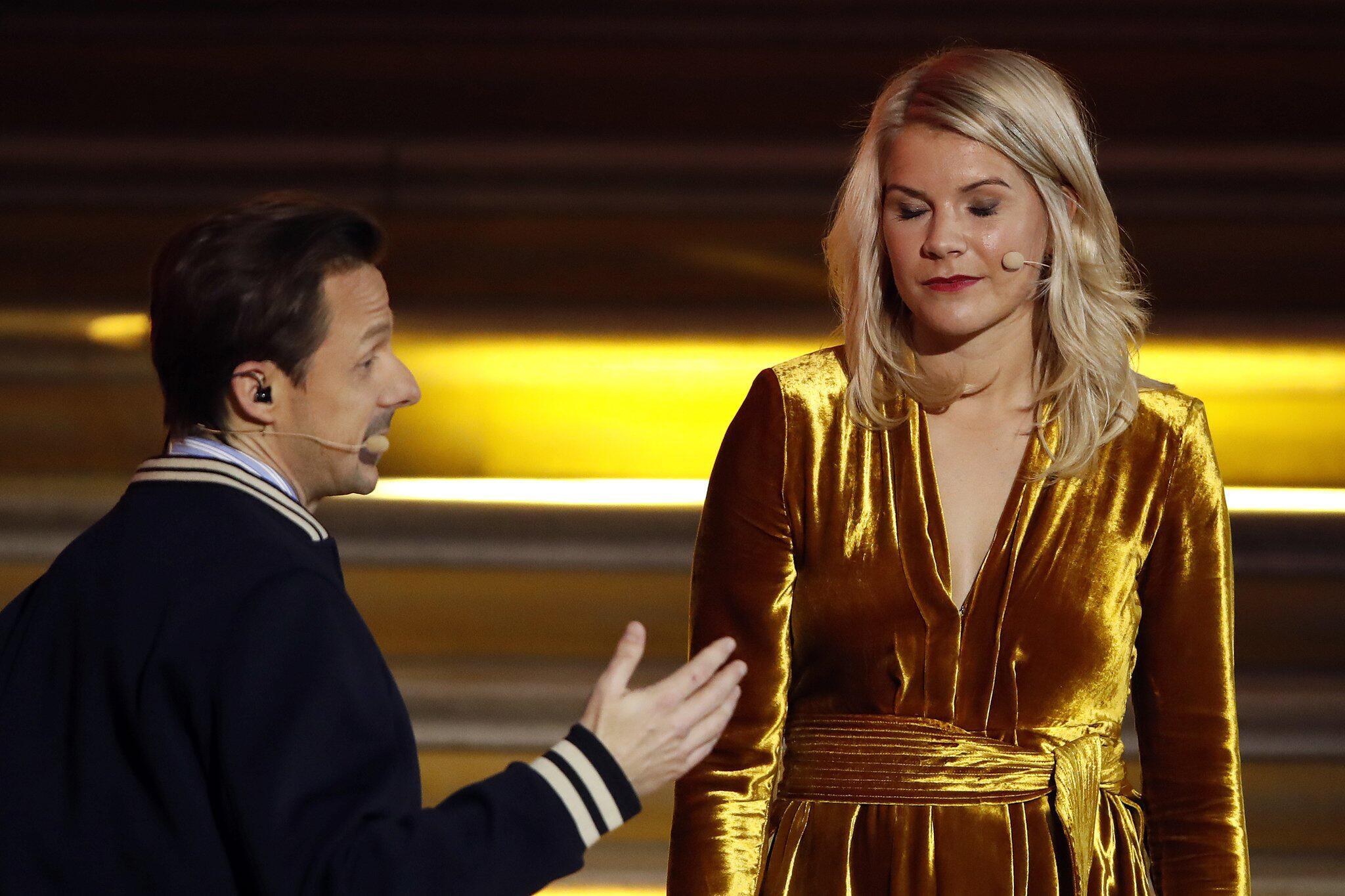 Bild zu Ballon d'Or - Ada Hegerberg