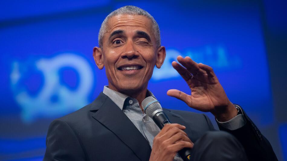 Bits & Pretzels - Barack Obama