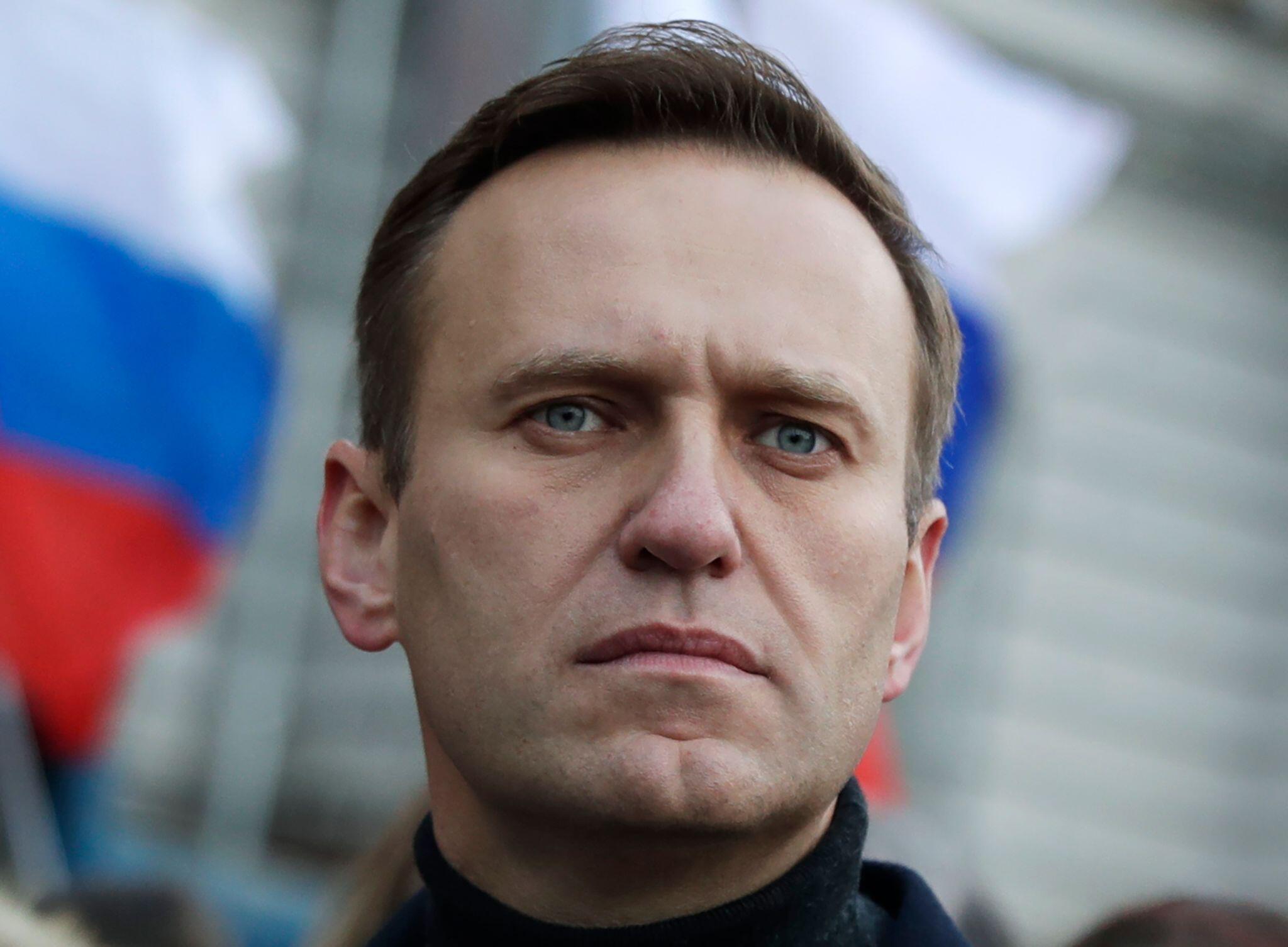 Bild zu Alexej Nawalny