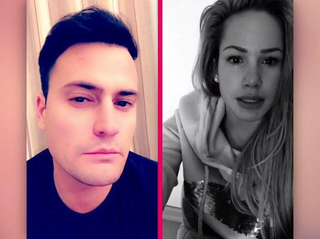 Bild zu Nach Heul-Clips: Rocco Stark verarscht Exfreundin Angelina Heger