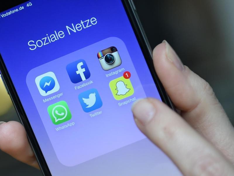 Bild zu Soziale Netzwerke