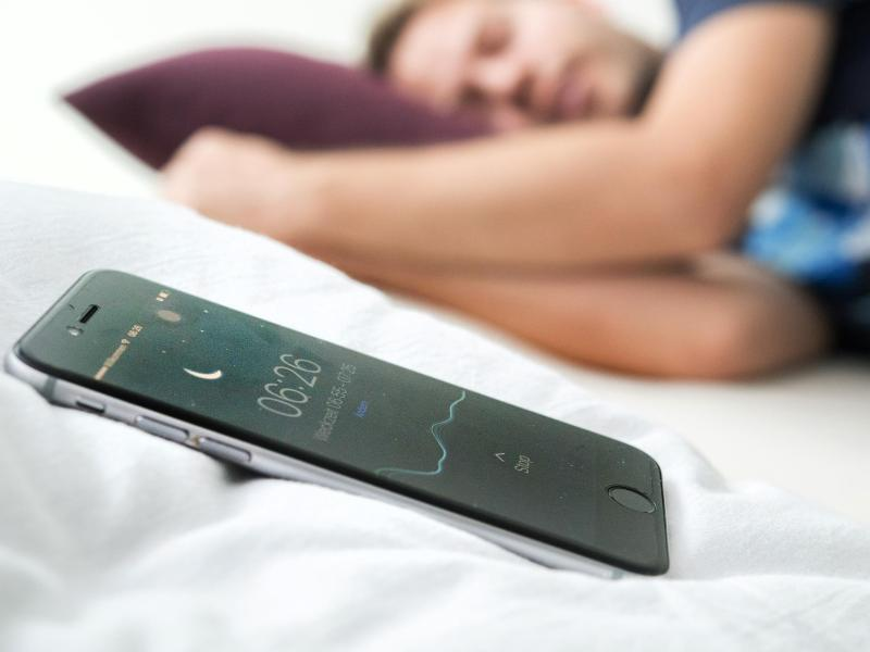 Bild zu Sleep Cycle Alarm Clock