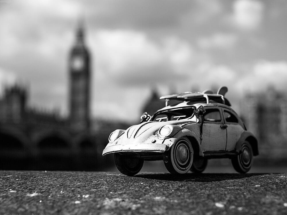 Bild zu Auf Urlaubsreise in London