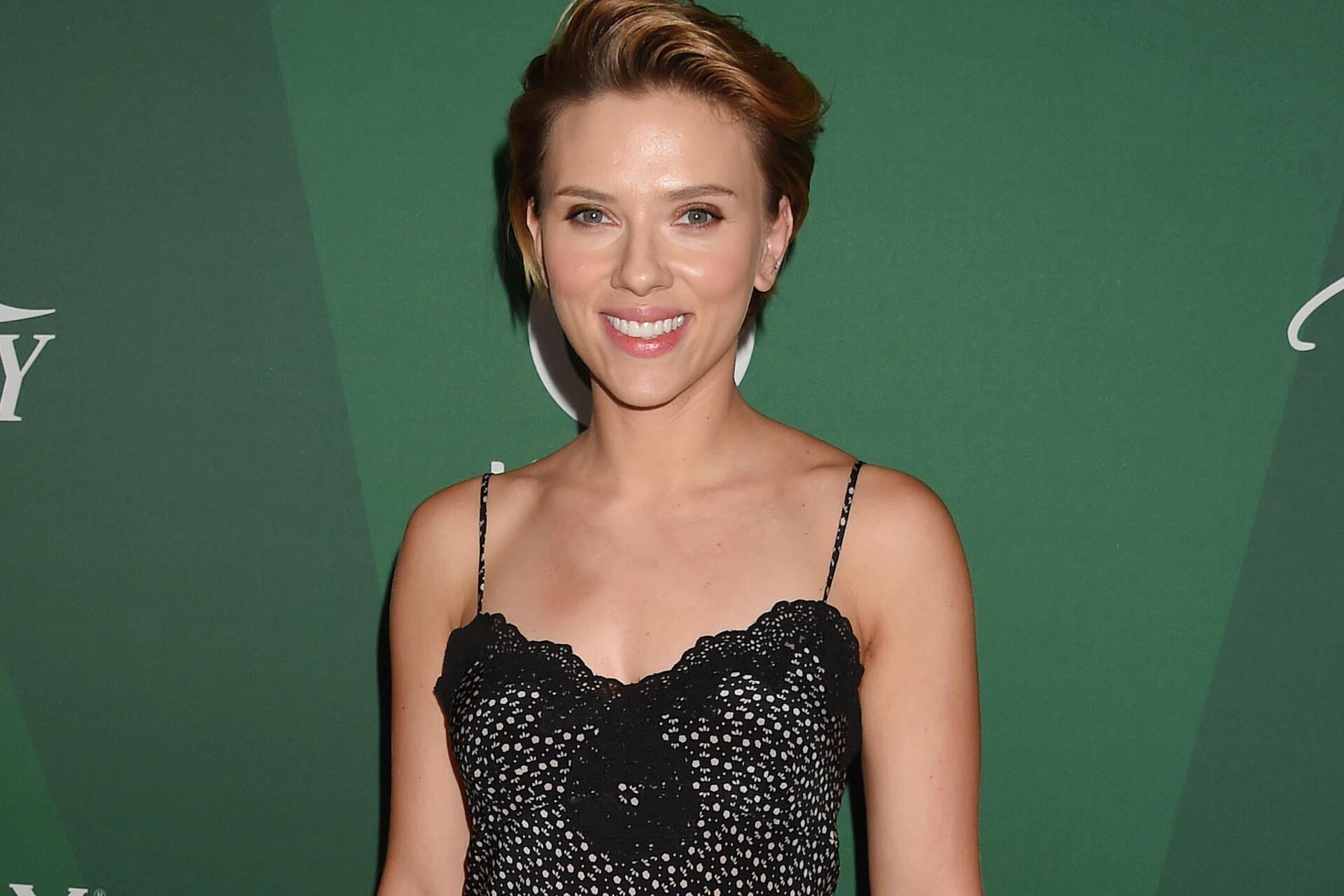 Bild zu Scarlett Johansson, Popcorn