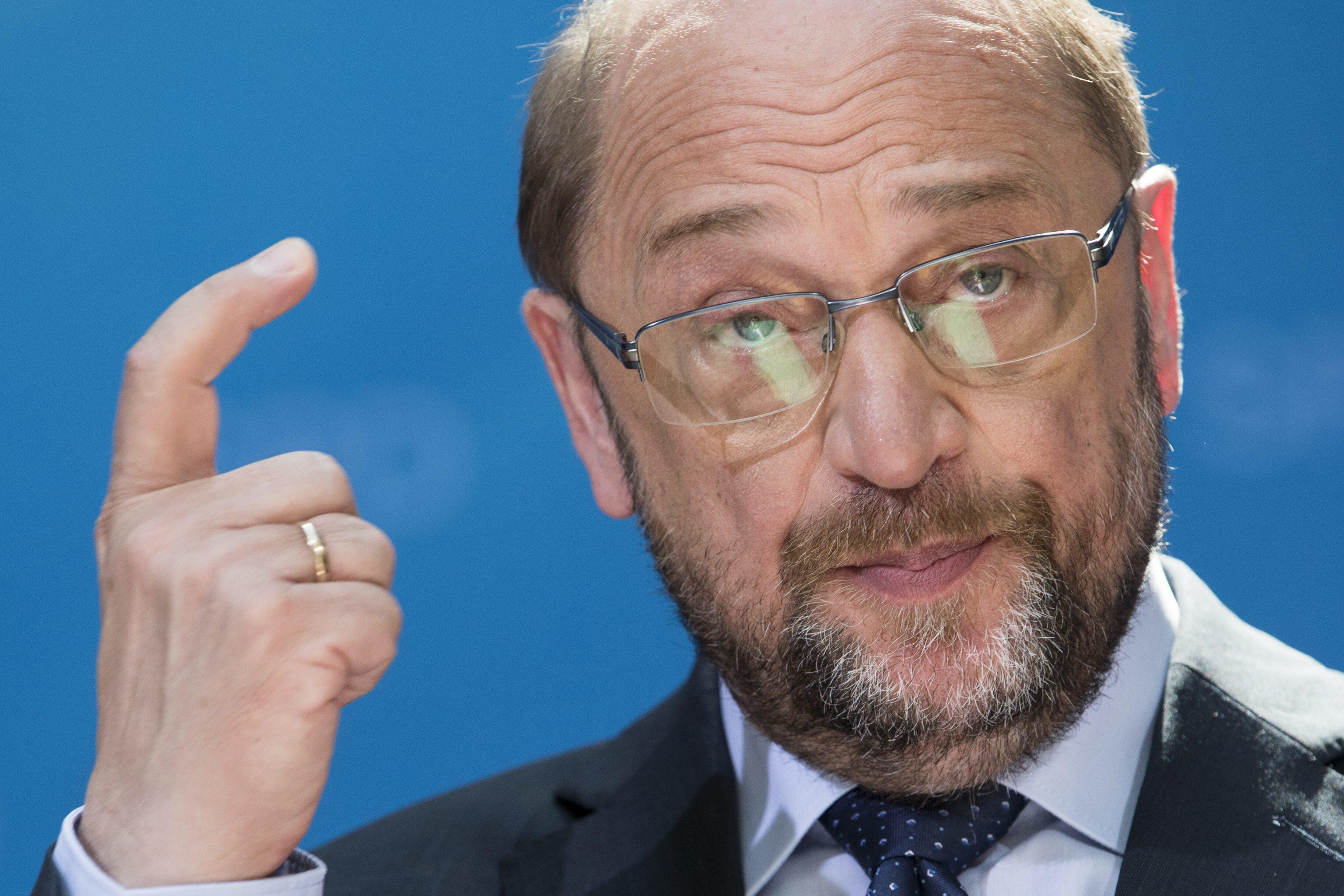 Bild zu Martin Schulz, Bundestagswahl, Kuriose Fakten