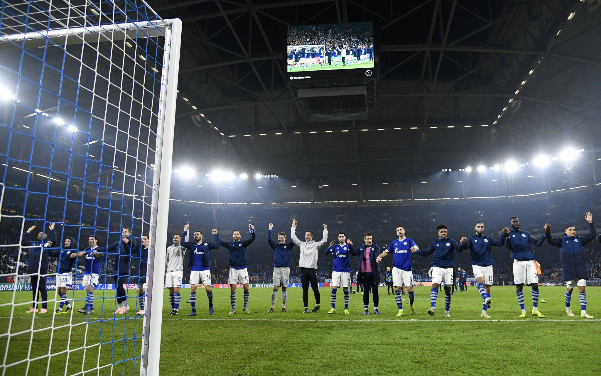 Bild zu FC Schalke 04 - Galatasaray Istanbul
