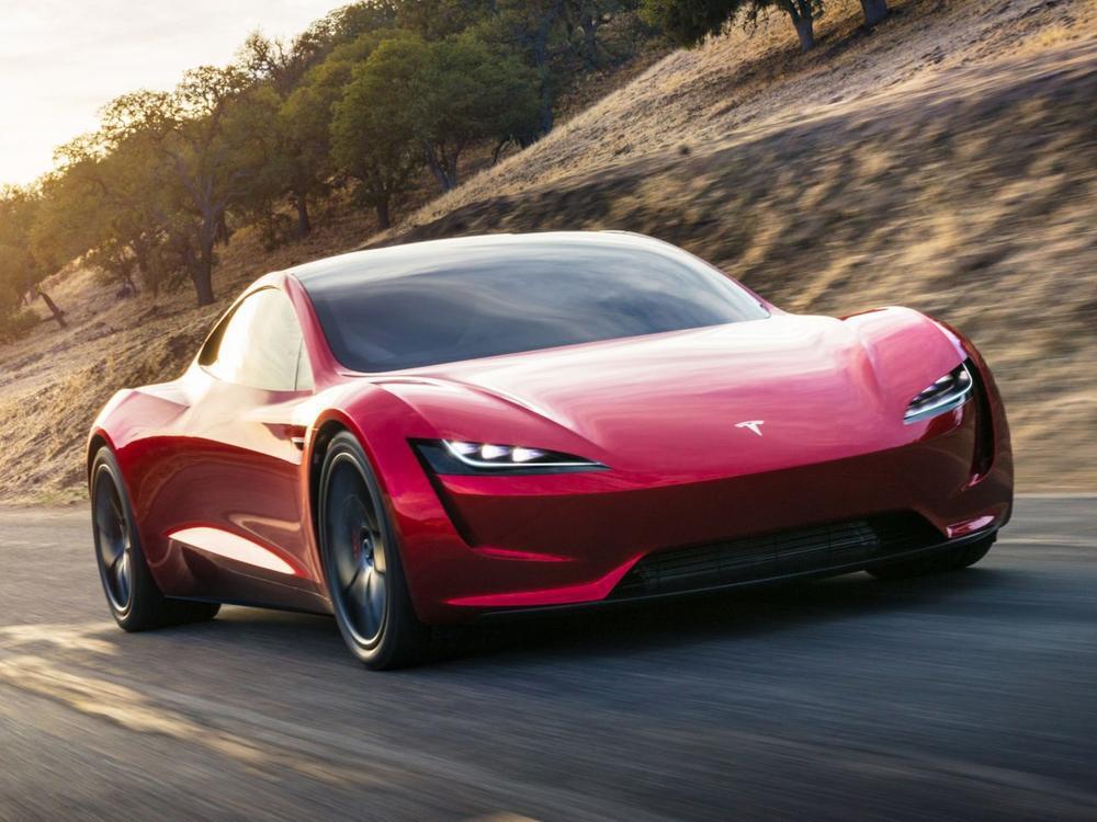Bild zu Tesla Roadster 2020