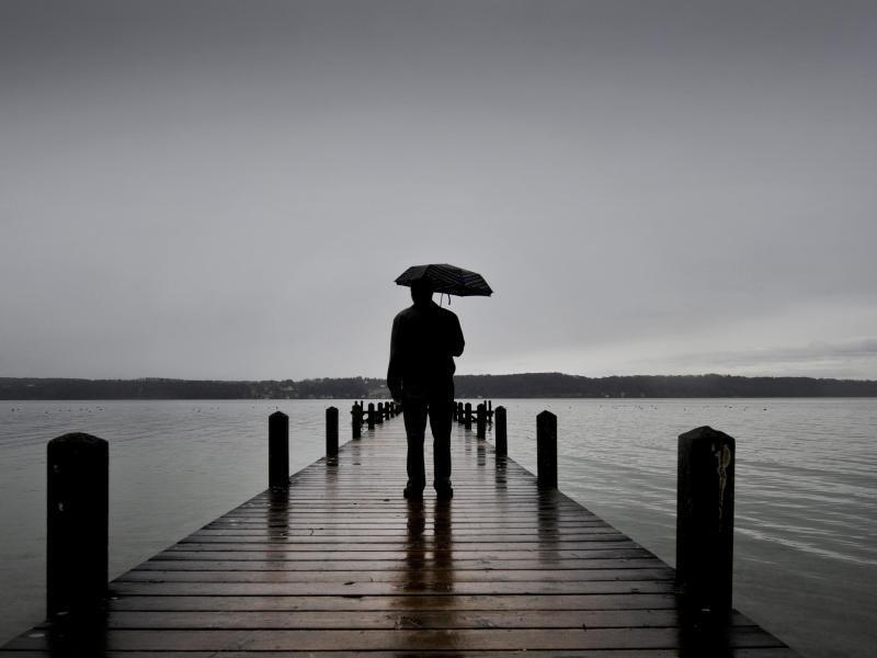 Bild zu Depressionen