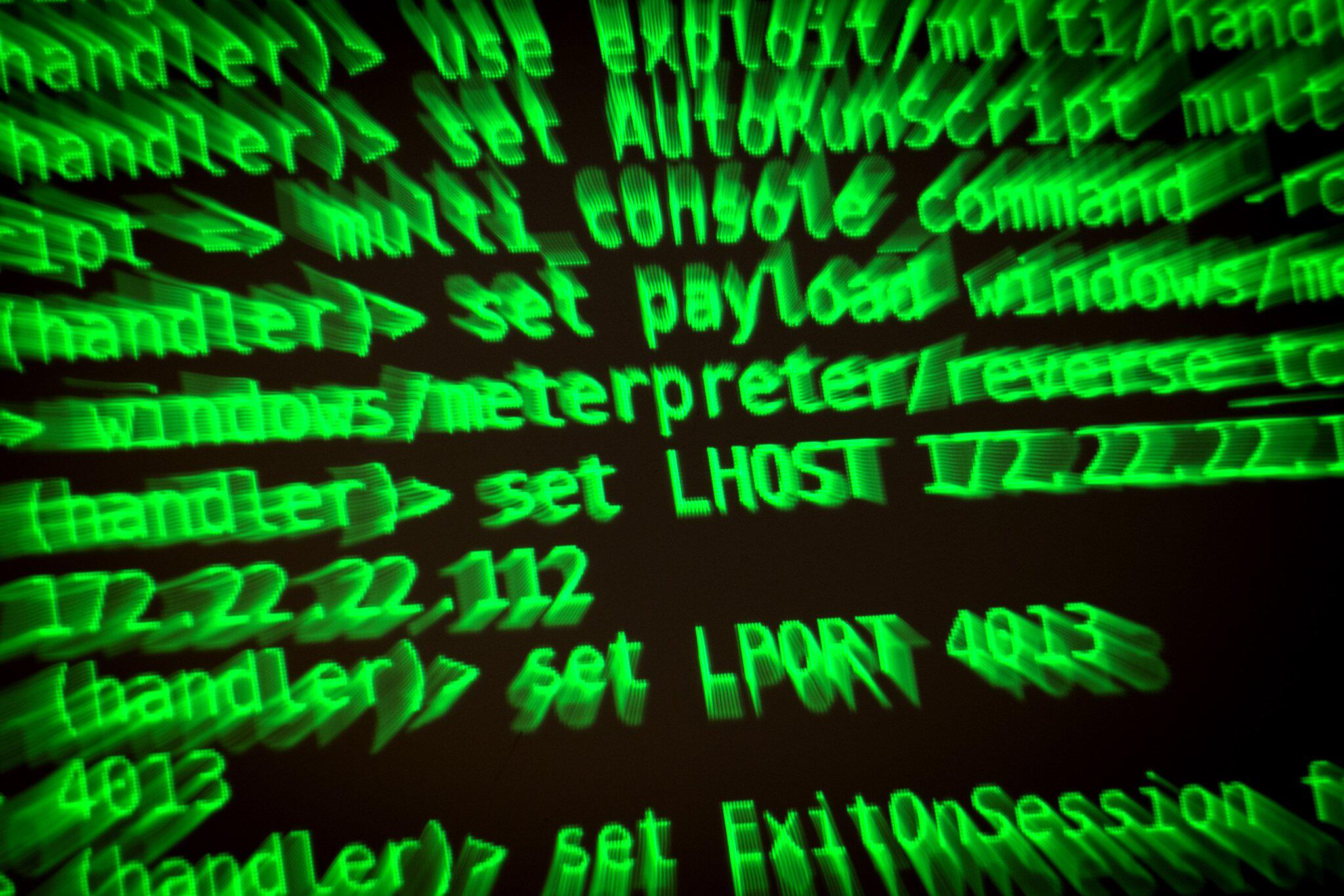 Bild zu Hackers and Cyber Attacks