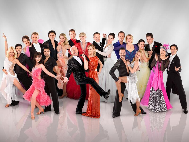 Bild zu Dancing Stars findet heuer in der neunten Auflage statt.