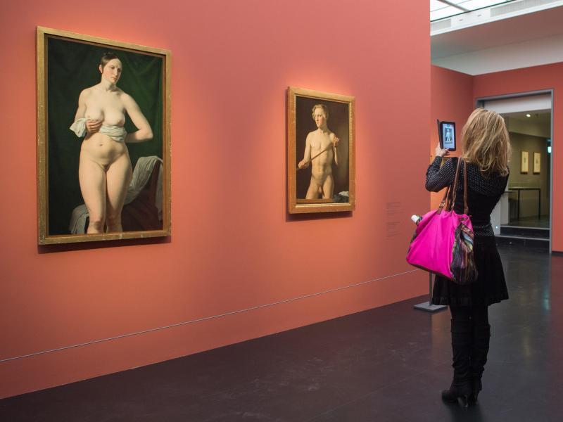 Bild zu Eckersberg-Ausstellung