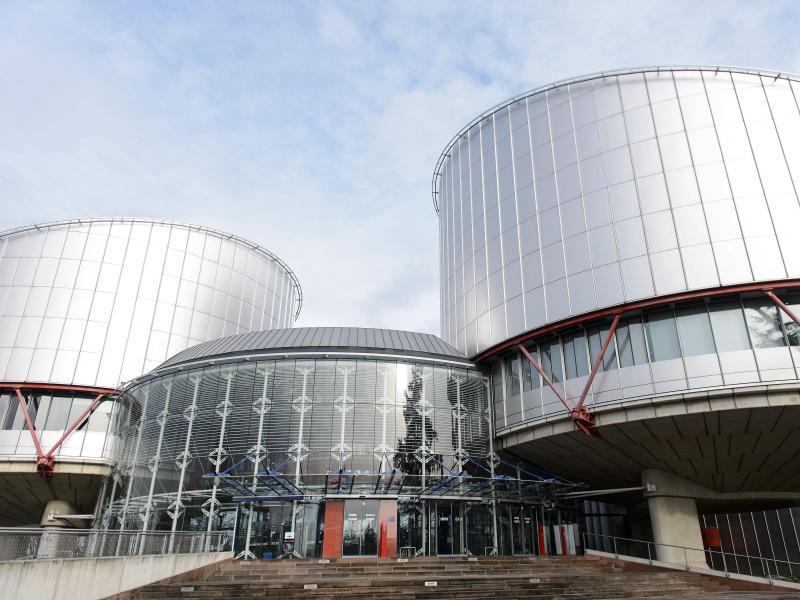 Bild zu Menschenrechtsgerichtshof Straßburg