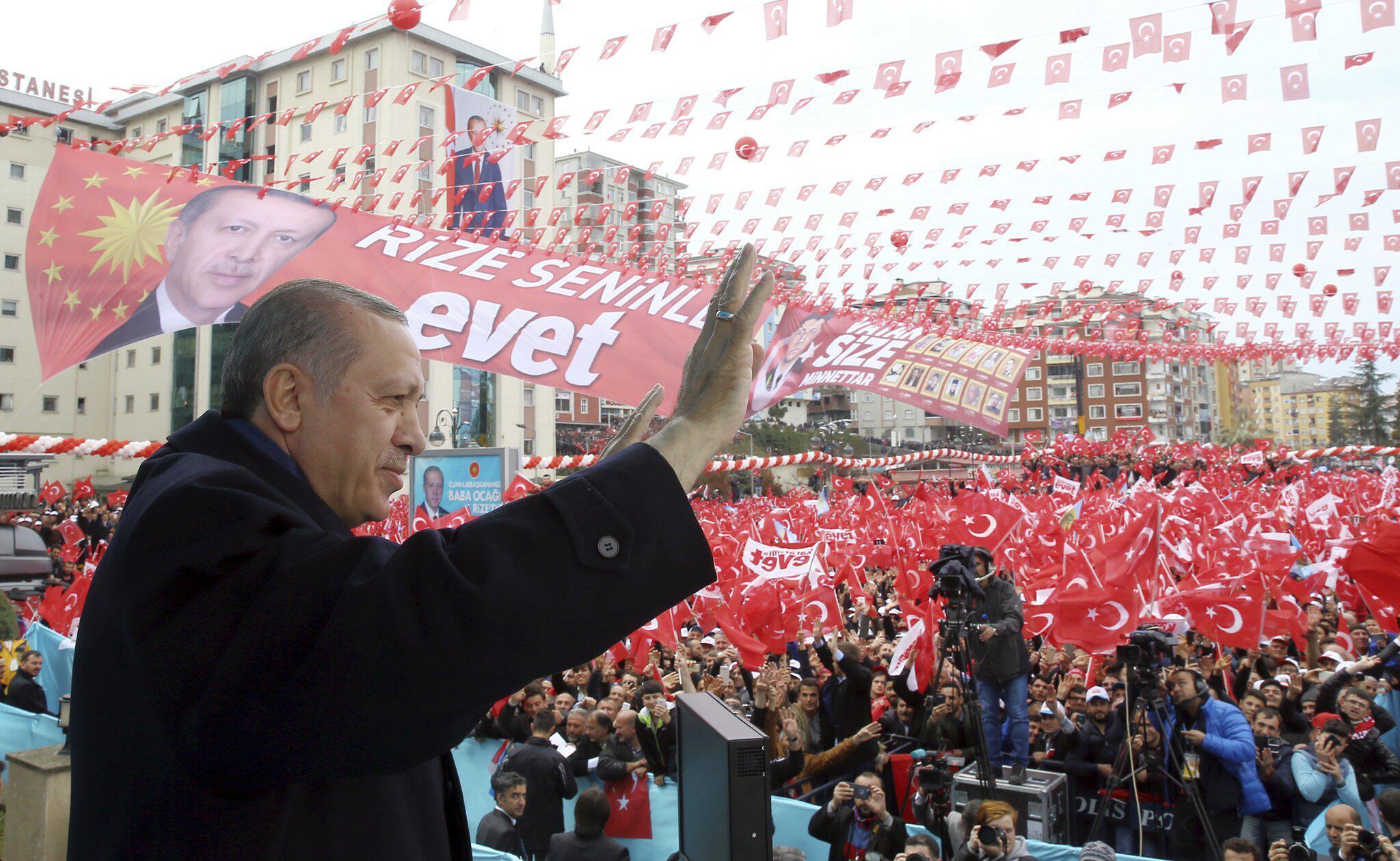 Bild zu Themenpaket zum Türkei-Referendum