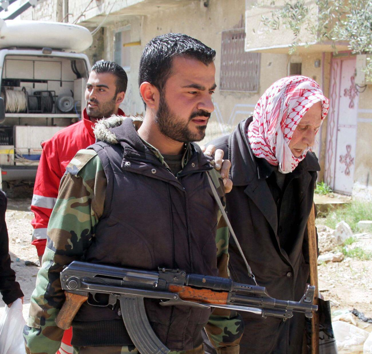 Bild zu Konflikt in Syrien - Evakuierung von Ost-Ghuta