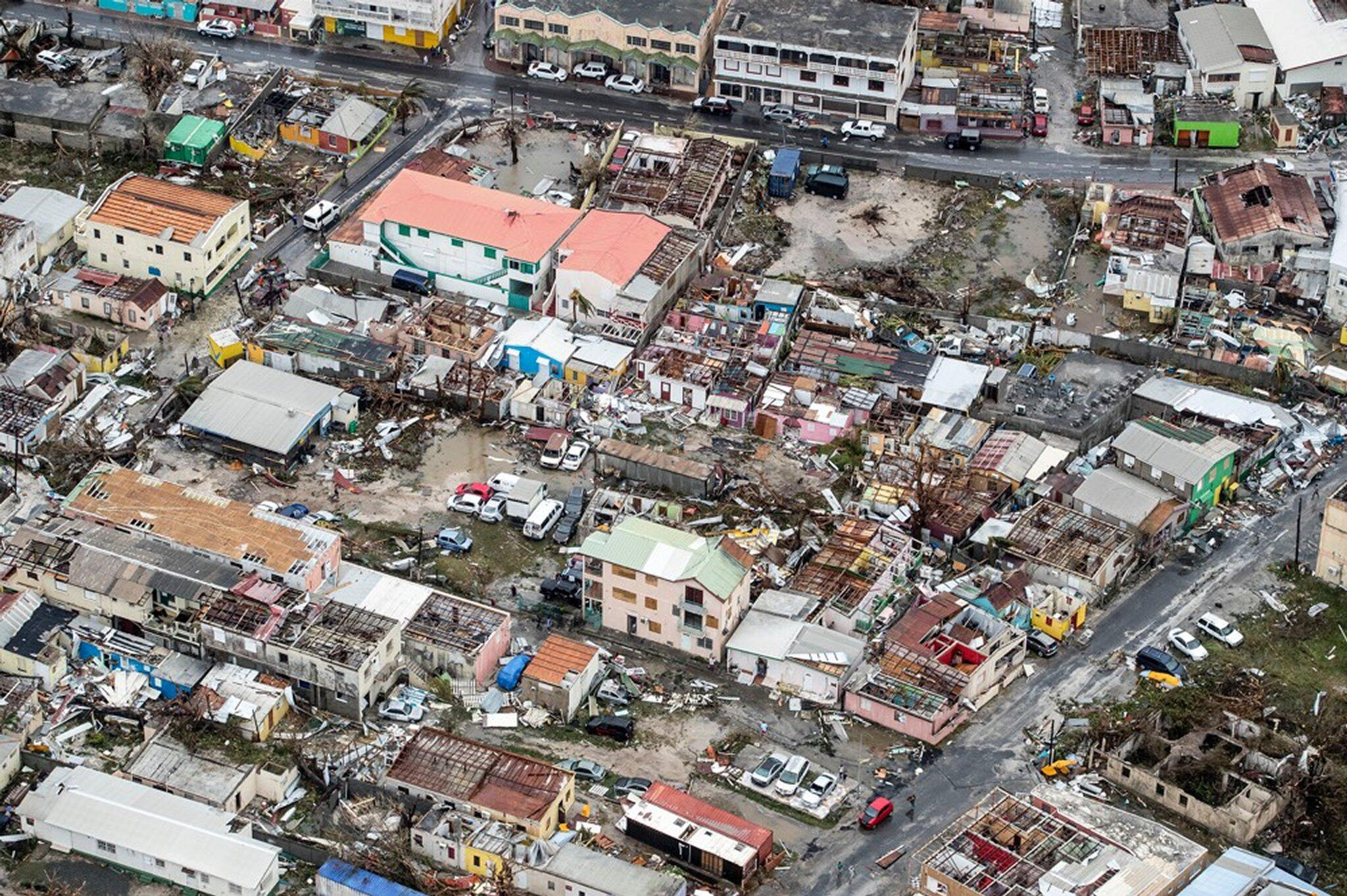 "Bild zu Hurrikan ""Irma"""