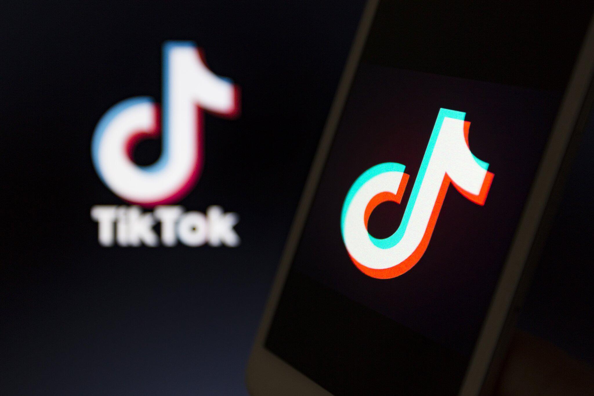 Bild zu Tiktok App aus China