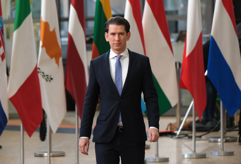 Bild zu Kurz stellt Bedingungen für EU-Hilfspaket